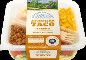 Mäkitalon Farmin Jauheliha-tacosalaatti