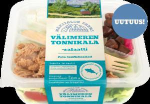 Mäkitalon Farmi Välimeren tonnikala -salaatti